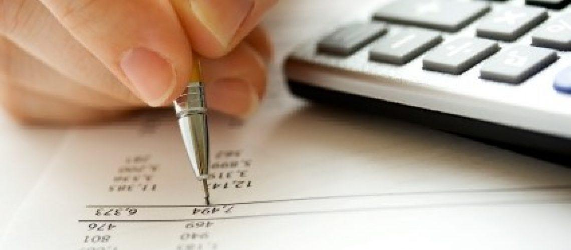 Analyzing financial data